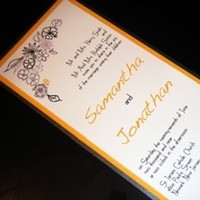 Stationery, white, yellow, black, silver, Invitations, Jujubee designs