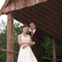 Ceremony, Flowers & Decor, Wedding Dresses, Fashion, brown, dress, Bride, Groom, Bridge, Covered, Columbus ohio photographer