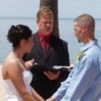 Ceremony, Flowers & Decor, Beach, Beach Wedding Flowers & Decor, Wedding, I now pronounce you wedding services