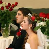 Beauty, Ceremony, Flowers & Decor, Jewelry, Wedding Dresses, Fashion, white, dress, Makeup, Bride, Groom, Hair, And, Aponte studios