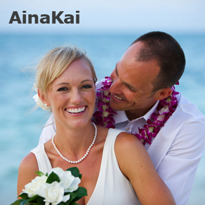 Destinations, white, Hawaii, Beach, Couple, Ainakai hawaii wedding photography