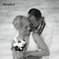 Beach, Couple, Ainakai hawaii wedding photography