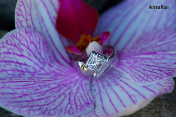 Jewelry, pink, purple, Engagement Rings, Orchid, Ring, Diamond, Ainakai hawaii wedding photography