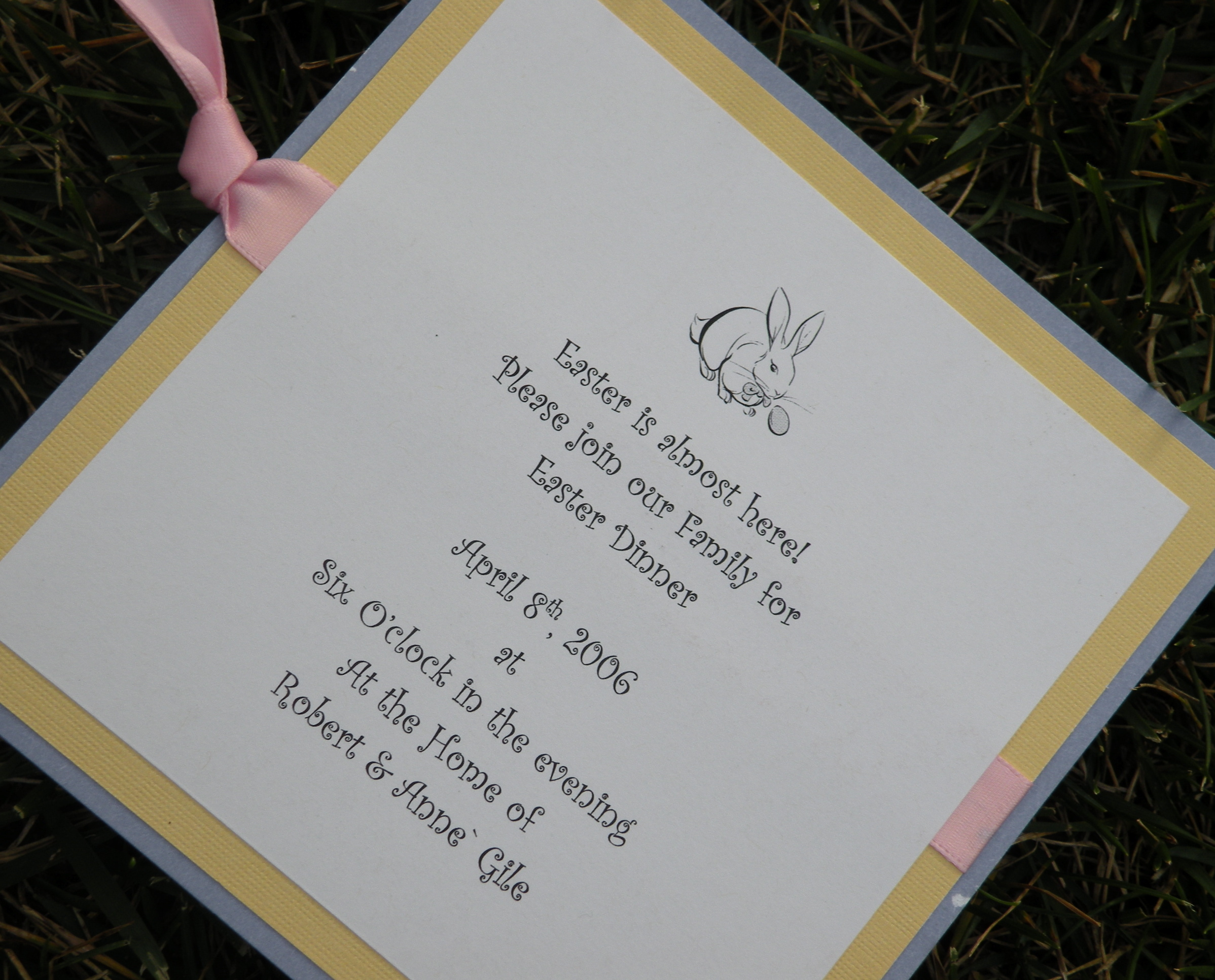 Stationery, white, yellow, pink, Invitations, Whitney westberry events and invitations