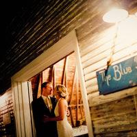 Reception, Flowers & Decor, Wedding Dresses, Fashion, blue, dress, Barn
