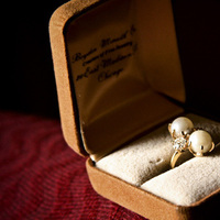 Ceremony, Reception, Flowers & Decor, Jewelry, white, brown, black, silver, Engagement Rings, Wedding, Ring, Triple 8 photography
