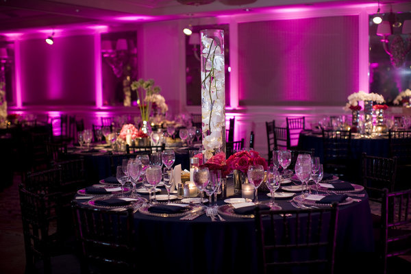 Reception, Flowers & Decor, Decor, purple, Up, Lights, Light