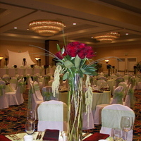Reception, Flowers & Decor, Centerpieces, 90245, El segundo, Hilarys flowers and such, Table flowers