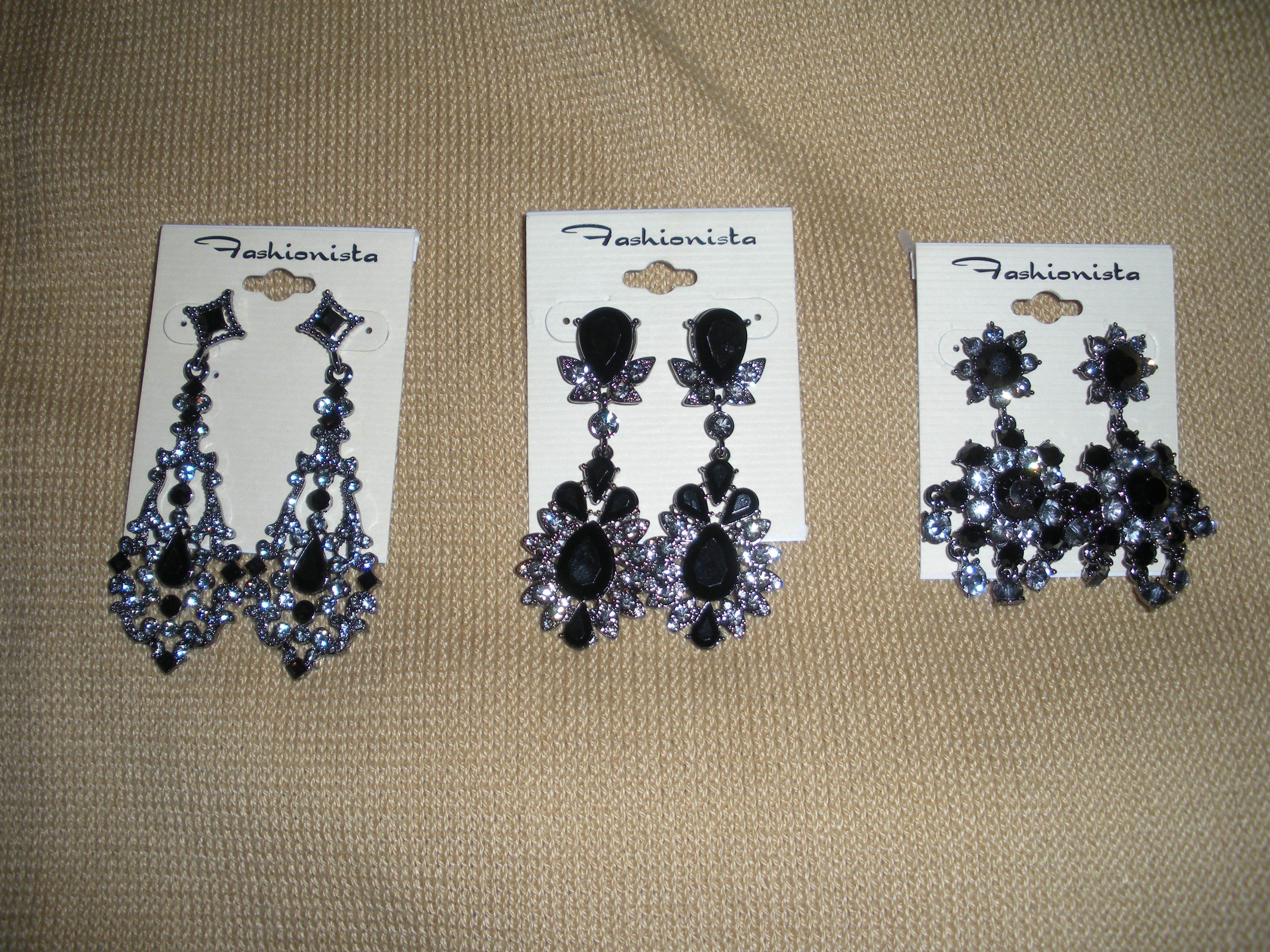 Jewelry, black