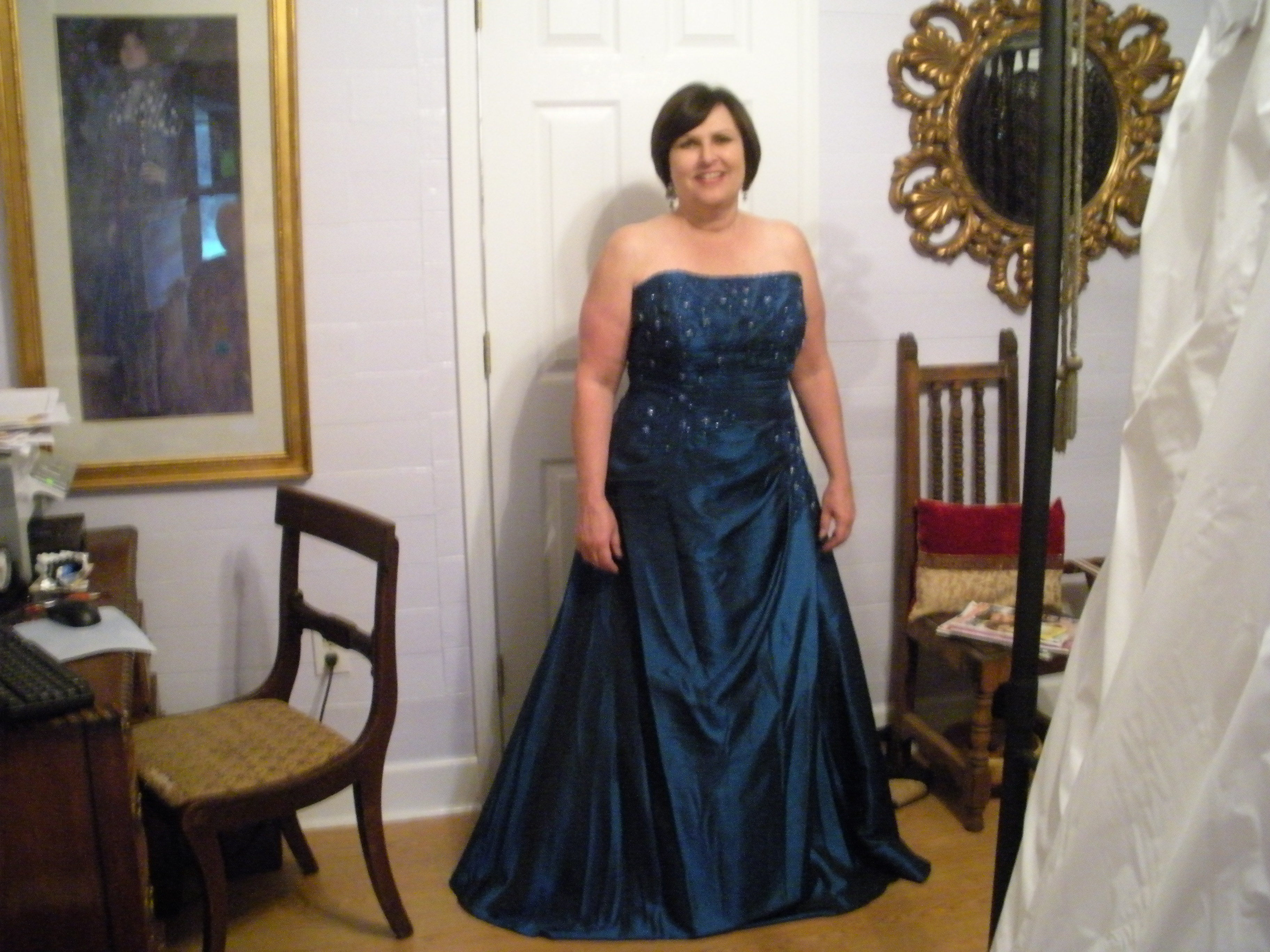 Wedding Dresses, Fashion, blue, dress, Mother of the bride, Mob