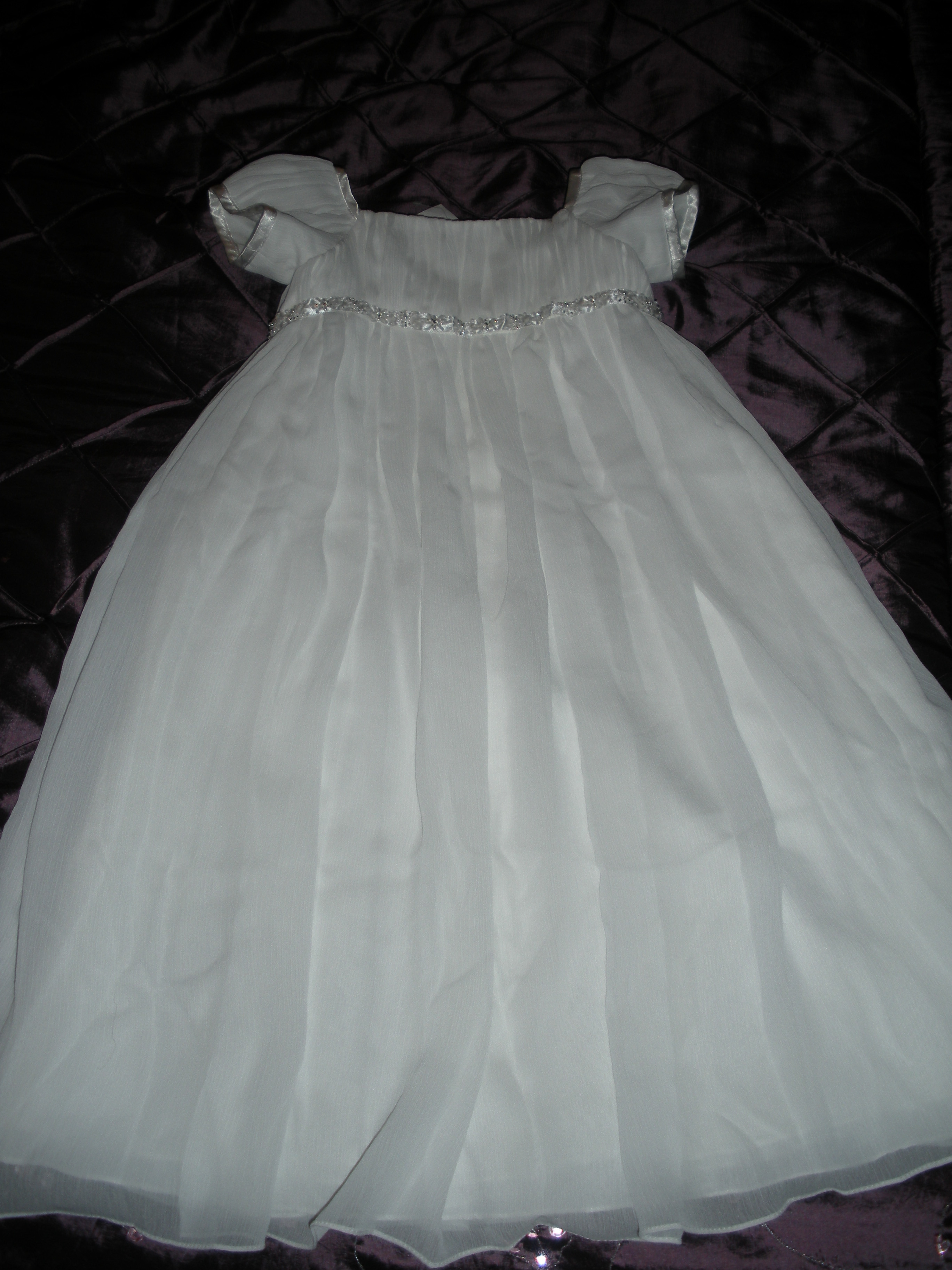 Flower Girl Dresses, Wedding Dresses, Fashion, white, dress, Flower girl