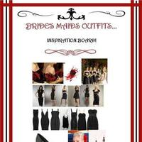 Bridesmaids, Bridesmaids Dresses, Fashion, white, red, black, Guide