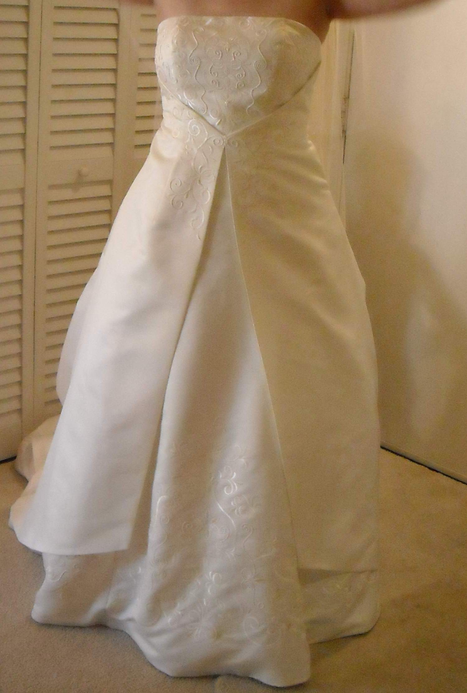 Wedding Dresses, Fashion, ivory, dress