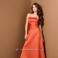 Bridesmaids, Bridesmaids Dresses, Fashion, orange