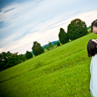 Reception, Flowers & Decor, Wedding Dresses, Fashion, blue, black, dress, Once in every life