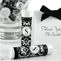 Inspiration, Favors & Gifts, white, black, Favors, Board, Damask, Favors by serendipity