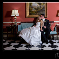 Reception, Flowers & Decor, Wedding Dresses, Fashion, white, red, black, dress, Bride, Groom, Kiss, llc, Lamp, Couch, Sofa, Muse 10 photography