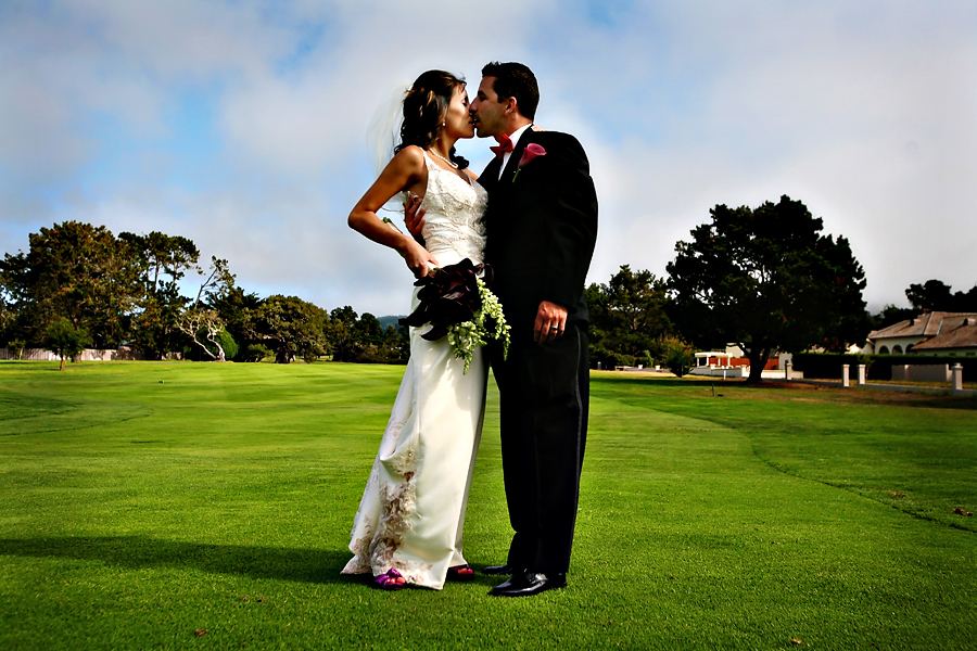Ceremony, Flowers & Decor, Bride, Groom, Wedding, Couple, Photographer, Monterey, Golf course, Bay area, Michelle hayes photography, Northern california
