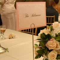 Reception, Flowers & Decor, pink, Centerpieces, Centerpiece, Table, Name, By invitation only