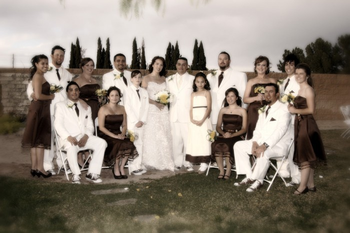 Imagine studios llc, Las vegas wedding photo