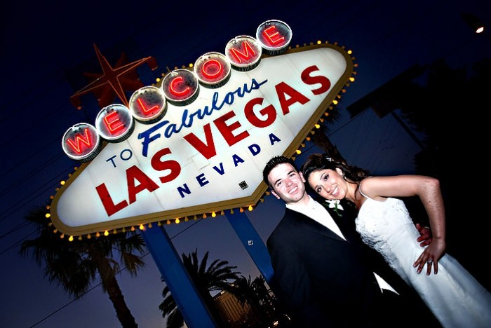 Las vegas, Imagine studios llc, Las vegas wedding photo