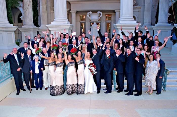 Imagine studios llc, Las vegas wedding picture