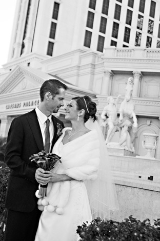 Las vegas, Imagine studios llc, Caesars palace wedding photo