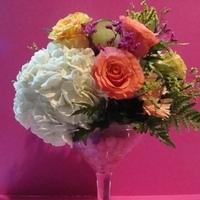 Flowers & Decor, pink, Centerpieces, Flowers, Karrie hlista