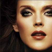 Beauty, Makeup, Dark, Smokey, Sultry