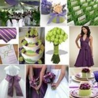Inspiration, purple, green, Board
