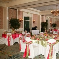 Reception, Flowers & Decor, pink, gold