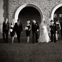 Bridesmaids, Bridesmaids Dresses, Wedding Dresses, Fashion, white, black, dress