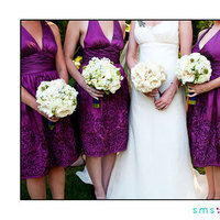 Flowers & Decor, Bridesmaids, Bridesmaids Dresses, Fashion, purple, Bridesmaid Bouquets, Flowers, Sms photography, Flower Wedding Dresses