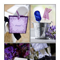 Ceremony, Reception, Flowers & Decor, Bridesmaids, Bridesmaids Dresses, Stationery, Fashion, white, purple, blue, Ceremony Flowers, Bridesmaid Bouquets, Invitations, Flowers, Sms photography, Flower Wedding Dresses