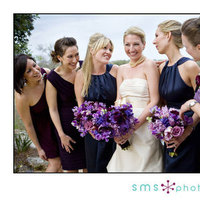 Beauty, Flowers & Decor, Bridesmaids, Bridesmaids Dresses, Wedding Dresses, Fashion, purple, dress, Makeup, Bridesmaid Bouquets, Flowers, Sms photography, Flower Wedding Dresses