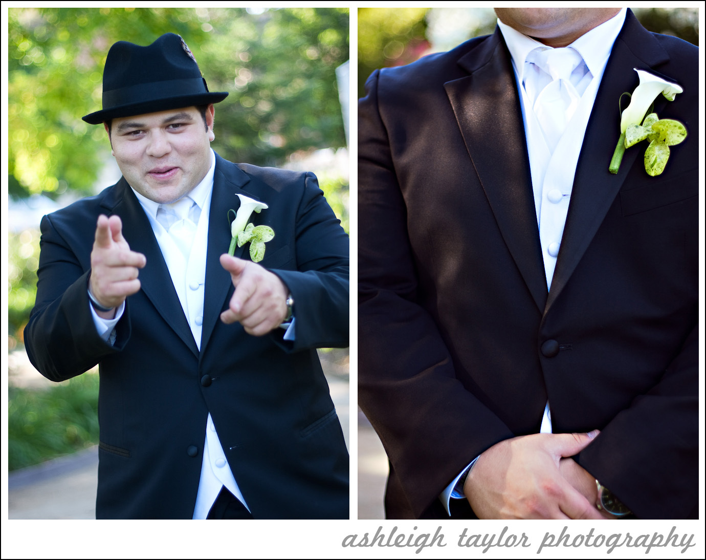 Groom, Wedding, And, Club, Lake, Boutinierre, Malibou, Mountain, Ashleigh taylor photography