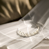 Jewelry, Veils, Fashion, Tiaras, Veil, Tiara, ºfahrenheit nyc photography
