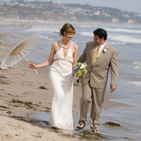Ceremony, Flowers & Decor, Beach, Beach Wedding Flowers & Decor, The, On, Walk, Cassandra santor wedding consultant coordinator