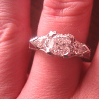 Jewelry, Engagement Rings, Ring, From, Above