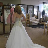 Wedding Dresses, Fashion, dress, Gown, Bridal, Allure