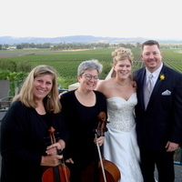 Ceremony, Flowers & Decor, Musicians, Eloquence string quartet and trio