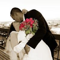 Inspiration, Reception, Flowers & Decor, Wedding Dresses, Photography, Fashion, black, dress, Portrait, Kiss, Board