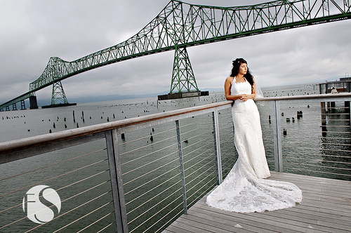 Wedding Dresses, Fashion, dress, Bride, Bridge, Oregon, Fs photography