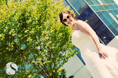 green, Bride, Color, Artistic, Sunglasses, Urban, Funky, Fs photography, Eyeware