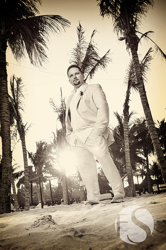 Photography, Destinations, Mexico, Beach, Groom, Wedding, Destination, Ocean, Sand, Sea, Cancun, Carmen, Playa, Fs photography, Fs