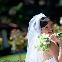 Beauty, Flowers & Decor, white, green, Makeup, Flowers, Hair, Aimee lam makeup artist and hair stylist