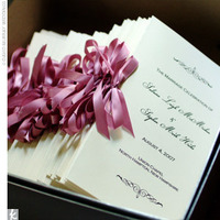 Stationery, pink, Ceremony Programs, Program