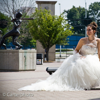 Beauty, Wedding Dresses, Fashion, white, dress, Hair, Cedric carter photography