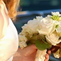 Flowers & Decor, Wedding Dresses, Fashion, white, dress, Flowers, Shooting betsy, Flower Wedding Dresses