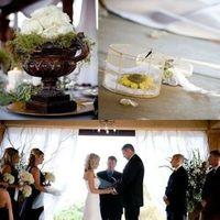Ceremony, Inspiration, Reception, Flowers & Decor, white, Ceremony Flowers, Flowers, Board